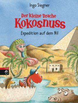 Der kleine Drache Kokosnuss - Expedition auf dem Nil von Ingo Siegner