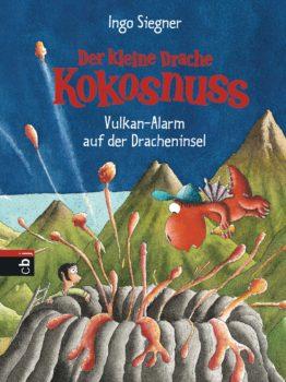 Der kleine Drache Kokosnuss - Vulkan-Alarm auf der Dracheninsel von Ingo Siegner