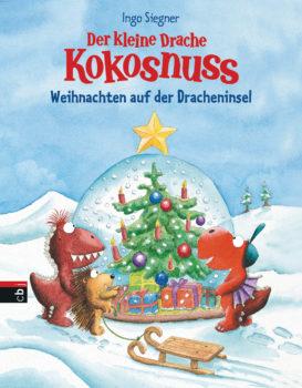Der kleine Drache Kokosnuss - Weihnachten auf der Dracheninsel von Ingo Siegner