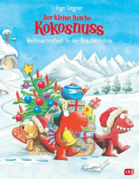Der kleine Drache Kokosnuss - Weihnachtsfest in der Drachenhoehle von Ingo Siegner